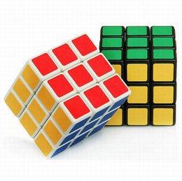 venda por atacado MOQ 100pcs Rubics Cubo Rubix Cubo Mágico Cubo Rubic Quadrado Mind Puzzle Jogo para Crianças (Cor: Multicolor) 5.7x5.7x5.7