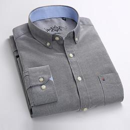 Discount Oxford Button Down Shirts | 2017 Oxford Button Down ...
