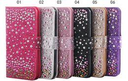 Black diamonds for cheap online shopping - For LG Tribute Dynasty Stylo Stylus LS777 Cheap Hybrid Defender Starry Bling Glitter Diamond Rhinestone TPU Leather Wallet Case Pouch