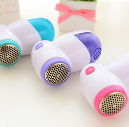 knit curtains UK - New Lint Remover Electric Lint Fabric Remover Pellets Sweater Clothes Shaver Machine to Remove Pellet lint removers