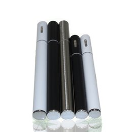 Disposable electronic cigarette cartriDges online shopping - Disposable electronic cigarettes vaporizer o pen vape pen T1 oil vape vaporizer oil cartridge e cigarette