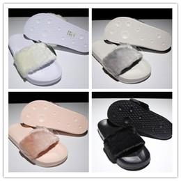 575cb0a66e5ff F Sandals Canada - RIHANNA LEADCAT FENTY Slipper