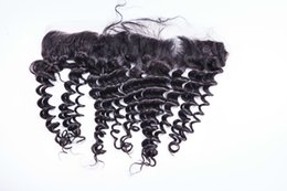 China 100% Brazilian Hair Kinky Curly 4x3.5 Lace Closure Top Closure Body Wave Natural Color Human Hair Closure Fast Shipping supplier body wave closure free shipping suppliers