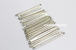 $enCountryForm.capitalKeyWord Canada - 24 pcs stainless steel Fret Set for ST, LP, SG electric guitar 2.7mm