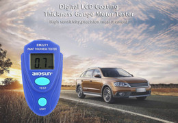Coating Thickness Meter NZ - Paint Thickness Tester Digital Thickness Gauge Coating Meter Car Thickness Meter EM2271