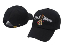 Swag Hat Pink NZ - Black Love & Basketball Movie Dad Cap Hat OG 90s Vtg Retro Style DRAKE hat bone swag casquette hats for men women drop shipping