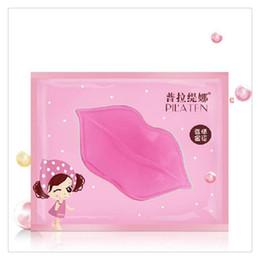 $enCountryForm.capitalKeyWord UK - Pilaten Lips Mask Crytal Gel Lip Care Masks Film Paste Collagen Membrane Moisturizing Hydrating Lips Care Gel Free DHL