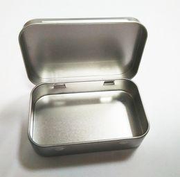 Vintage tin jewelry box online shopping - Hot Selling Vintage Style Tinplate Shape Storage Tin Box Coin Bag Jewelry Box Lovely Print Storage Box