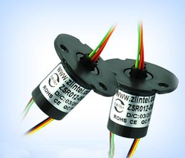 stage parts Australia - 1pc High Speed Ball Stage Lights Conductive Slip Ring 6 Channel 2A Electrical Collection Slip Rings Out Dia. 12.5mm