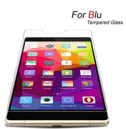 Tempered Glasses Blu Canada - Factory Price For BLU Tempered Glass Screen Protector For BLU Vivo 5 5R Air 6 XL 2 Studio 6.0 LTE Selfie C Mini Dash J DO70X