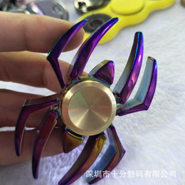 $enCountryForm.capitalKeyWord Canada - Hand spinner gyro Spider-Man's fingertips Gyro Spider's fingers painted fingertips Gyro-glowing Goggles Gyro Decompression Adult Toys