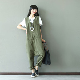 8b8c8c3690f 2017 Autumn Winter Rompers Womens Jumpsuit Fashion Vintage Overalls Hot Plus  Size Elegant Jumpsuit Women Cotton Korean Style New