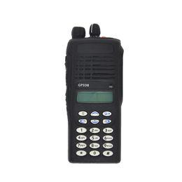 GP-338 UHF Analog Two Way Radios Alta calidad Walkie Talkie en venta