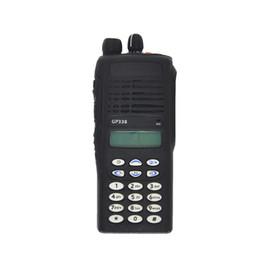 Talkie-walkie de haute qualité de radio bidirectionnelle analogique de la fréquence ultra-haute GP-338