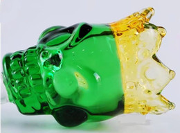 $enCountryForm.capitalKeyWord NZ - Skeleton King Glass Smoking Set, Wholesale Glass Bongs, Glass Water Pipe, Hookah, Smoking Accessories,