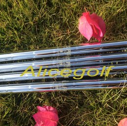 Discount pro golf shafts - original golf clubs authentic NS950 pro steel shaft Stiff or Regular Flex 355 tip real golf irons shaft 8pcs feee ship
