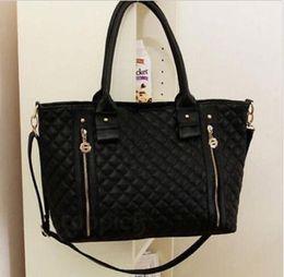 $enCountryForm.capitalKeyWord Australia - Women's Handbags Bags Leather Shoulder Tote Crossbody Bag Hobo Handbag Black