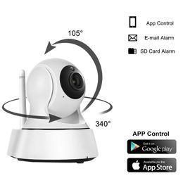 Mini ip security caMeras online shopping - 2017 new Home Security Wireless Mini IP Camera Surveillance Camera Wifi P Night Vision CCTV Camera Baby Monitor