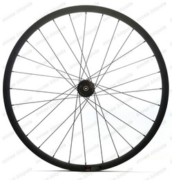 wheel set bike UK - Freeshipping carbon bicycle wheels hookless 29er mountain bike wheel 29inch bicycle carbon MTB wheels super light MTB AM DH carbon wheel
