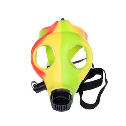$enCountryForm.capitalKeyWord UK - Smoking Dogo Wholesale High Quality Coloful Newest Gas Mask Bong Water Smoking Pipe Bongs Accessories SBO-012