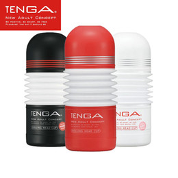 adult sex toys japan UK - Japan Original TENGA TOC-103 Series 3 Styles Male Masturbator For Man Silicone Masturbation Cup Adult Sex Toys For Men Sexshop q170688