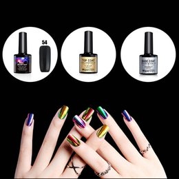 Ongles D'effet Pas Cher-Nail Giltter 0.2g Optical Chameleon Flakes Poudre Dust Shimmer Black Gel Polyester Base Top Coat Set Manucure Magic Mirror Effect Nouveau