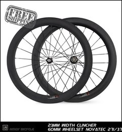road race wheels 2019 - 2014 most popular 23mm width carbon Racing Road 60mm tubular 700c Series wholesale china wheel from china new cheap road