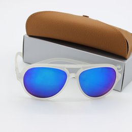 Sunglasses Definition Canada - 2019 Europe and the United States fashion high-definition aluminum magnesium men and women sunglasses trend of high-quality sunglasses Europ