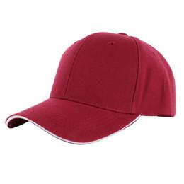 $enCountryForm.capitalKeyWord UK - Wholesale- Men Women Blank Plain Baseball Cap Adjustable Sunmer Hat