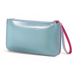 $enCountryForm.capitalKeyWord Canada - Wholesale- 2016 New Long Style women wallets Female Lovely zipper clutch wallet card holder cell phone coin purses Holders for girls