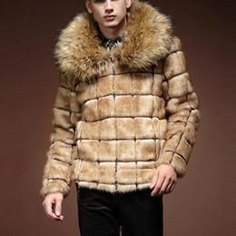Discount Mens Luxury Fur Coats | 2017 Mens Luxury Fur Coats on ...