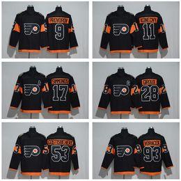2017 Stadium Series 17 Wayne Simmonds Jersey Men Philadelphia Flyers 11  Travis Konecny 9 Ivan Provorov Claude Giroux 53 Shayne Gostisbehere 8d7760f3b