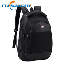 Chinese  Wholesale- Chuwanglin Men's backpack The package Saber bag waterproof business backpack men the knapsack travel laptop backpack ZDD5123 manufacturers