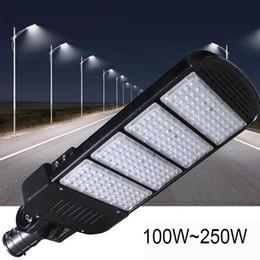 Dış aydınlatma yüksek kutuplu led ışık 80W 100W 120W 150W 200W 250W yol aydınlatması seçim kol sokak su geçirmez IP67 farları led Steet