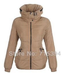 Parkas Women S Outerwear Canada - Wholesale Top top quality Woman Down Jacket Fashion Coat Outerwear Duck Clothes Lady Parka
