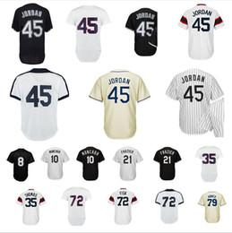 ff919dcd Man jersey #8 Bo Jackson #72 Carlton Fisk #21 Todd Frazier #35 Frank Thomas  #79 Jose Abreu #10 Yoan Moncada cheap fisk jersey ...