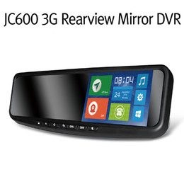 Security alarmS for carS online shopping - JC600 P G Android Mirror Camera Strap Version with WCDMA Dual Band for Europe Optional for HD Rearview Camera TF Card