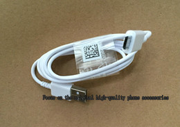 $enCountryForm.capitalKeyWord NZ - For Samsung Original Micro USB Cable 1.2 m Data With Braided Fast Charger Cable White For S4 S5 S6 S7 edge plus Note 5 1m For Phone 5 6 7 8