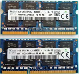 ram for laptop 8gb 2019 - 8GB DDR3 1600MHz RAM 4GB 2Rx8 PC3-12800MHz SO-DIMM Notebook Memory for Thinkpad E540 E531 E431 L430 L440 S3 S5 E545 E520