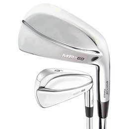 China New mens Golf clubs MP-69 Golf irons Set 3-9P(8pcs) Soft iron set Dynamic Gold R300 Steel Golf shafts Clubs set Free shipping suppliers