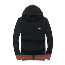 2018 nova alta qualidade milha wile polo marca dos homens das mulheres torção camisola de malha camisola de algodão jumper pullover camisola Frete Grátis g7132