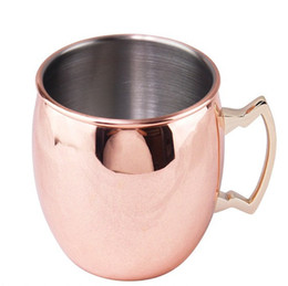 pottery handmade 2019 - coffee beer tea mugs Authentic Hammered Copper Moscow Mule Mug Handmade of Copper Brass Handle Hammered Moscow Mule Mug