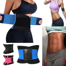 slimming shapers NZ - Women Waist Trainer Corset Belt Body Shapers Modeling Strap Underwear Waist Slimming Belt Shapewear belly slimming sheath