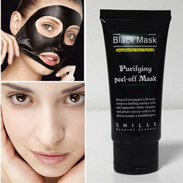 Barato Casca De Poro De Limpeza Profunda-New Arrive Deep Cleansing Black Mask Pore Cleaner Purifying Peel-off Mask Máscara facial Blackhead Free DHL Shipping