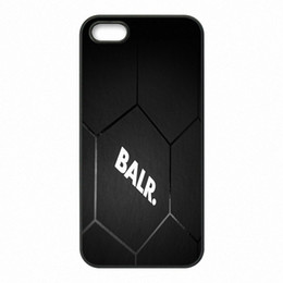 Chinese  BALR carbon Logo Phone Covers Shells Hard Plastic Cases for iPhone 4 4S 5 5S SE 5C 6 6S 7 Plus ipod touch 4 5 6 manufacturers