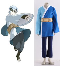 Discount make naruto cosplay - Naruto Mitsuki kimono Cosplay Costumes