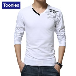 bamboo tees Australia - Hot Sale Men's T-shirts Pullover Long Sleeve Man's T-shirt Slim Fit Mens T Shirts Fitness Vetement Homme Plus Size Mans Tops Tee