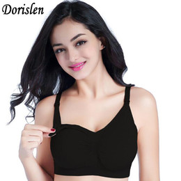 50ec4774a9 Women Nursing Bra Breast Feeding Pregnant Maternity Wire Free Bra Seamless  Push Up Underwear 7colors S-XL