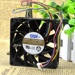 $enCountryForm.capitalKeyWord NZ - New AVC 8025 8CM large fan 12V 0.54A DBTA0825B2U PWM intelligent speed control
