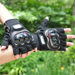 $enCountryForm.capitalKeyWord Australia - Wholesale- Hot sale!Professional sport Men Cross-country motorcycle gloves half finger Biker racing motorcycle protection cycling gloves